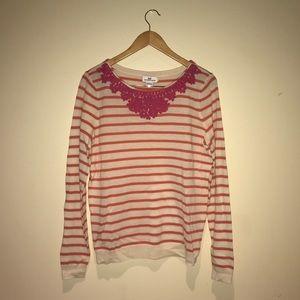 Vineyard Vines Striped Sweater, NWOT